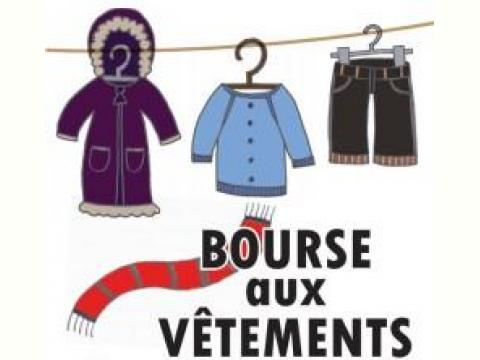 bourse vetements